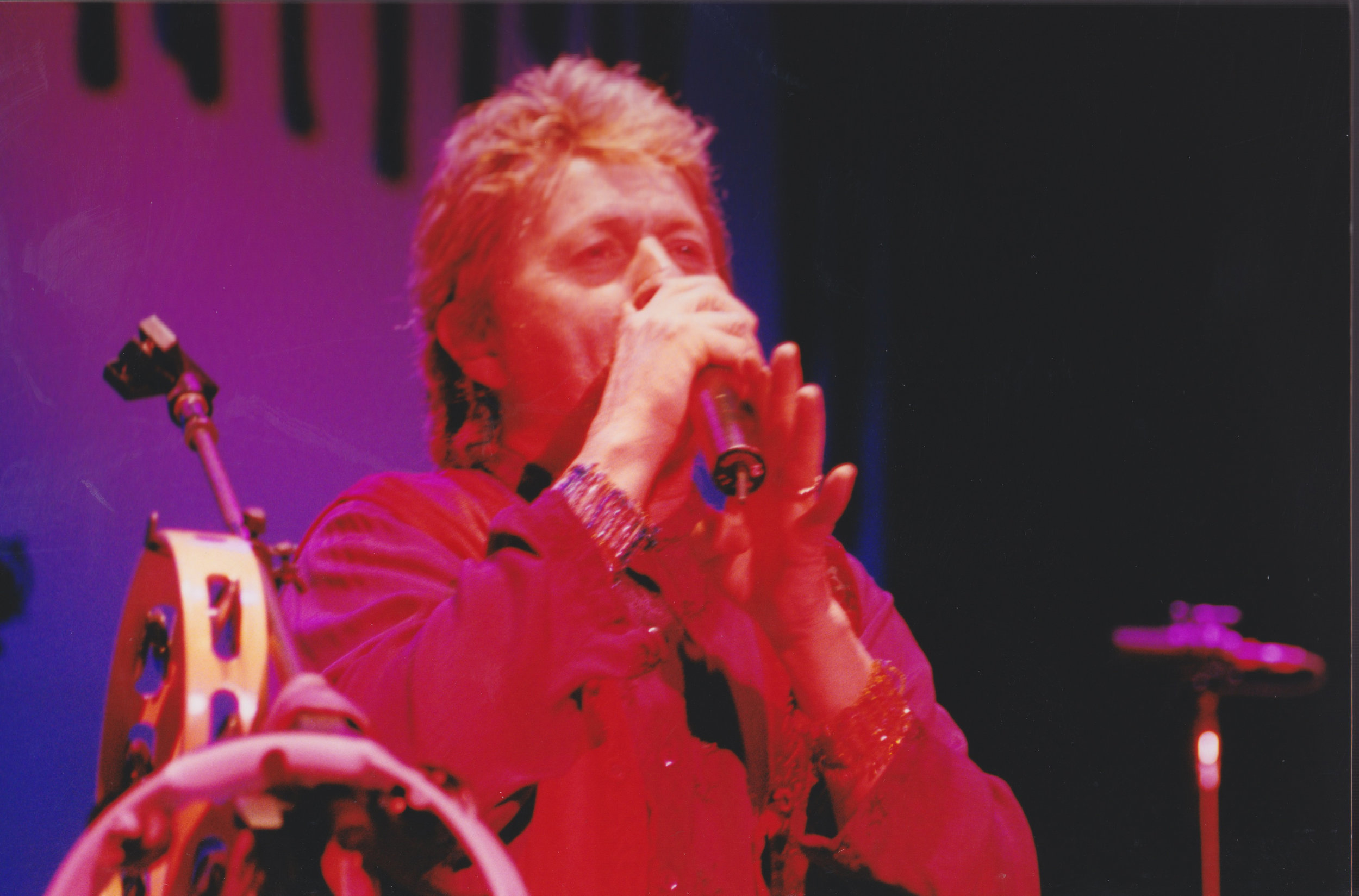 Jon Anderson. Photo by RD Mathers