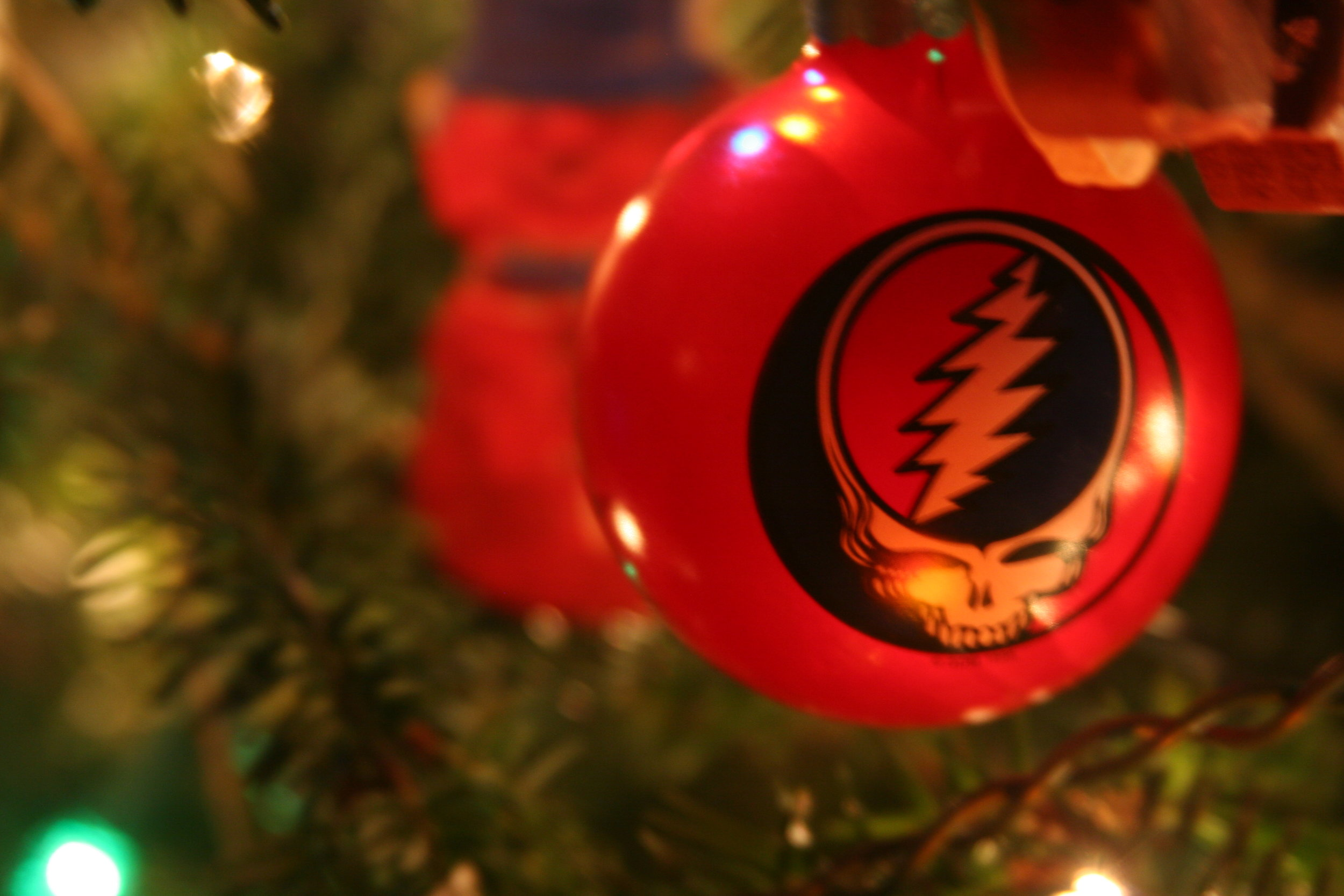 Have a Jerry Christmas. Photo by RD Mathers