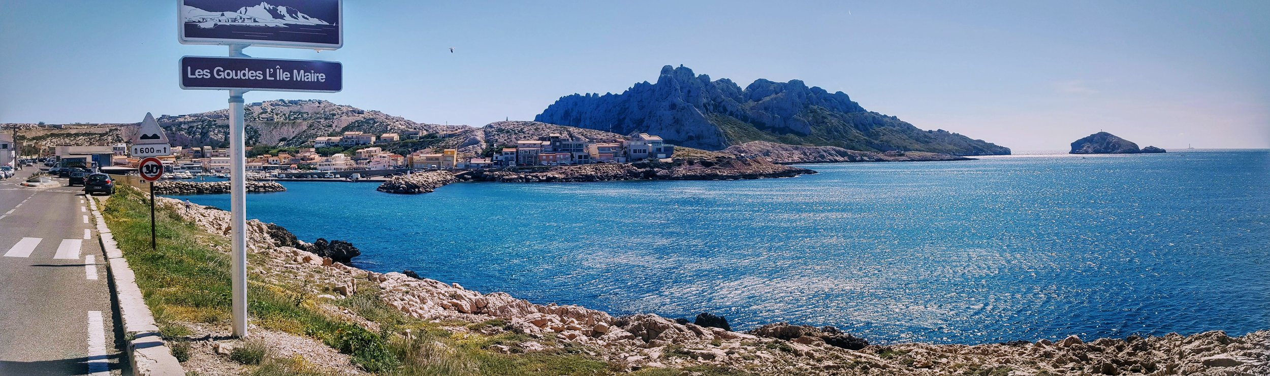 Les Goudes - just south of Marseille