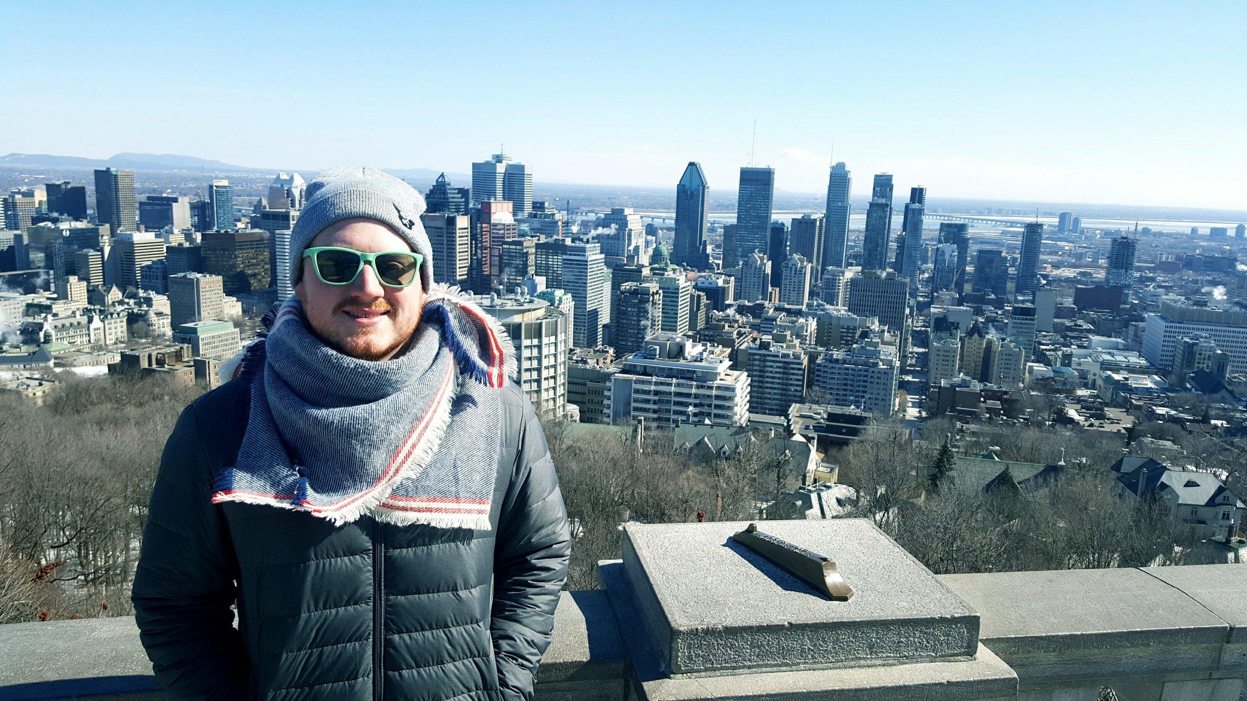 Mont Royal, Montreal.