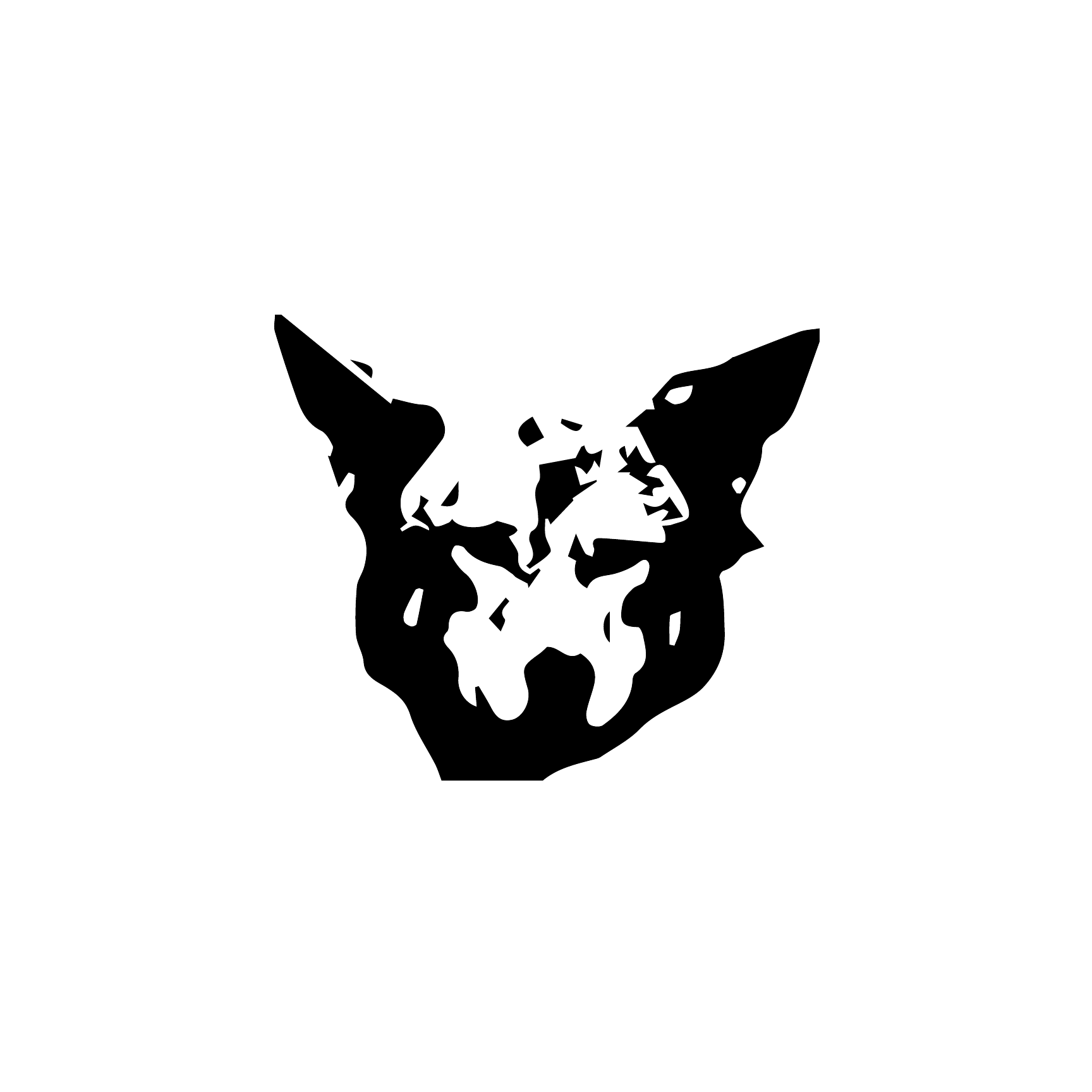 OFFICIAL WOLF HEAD LOGO