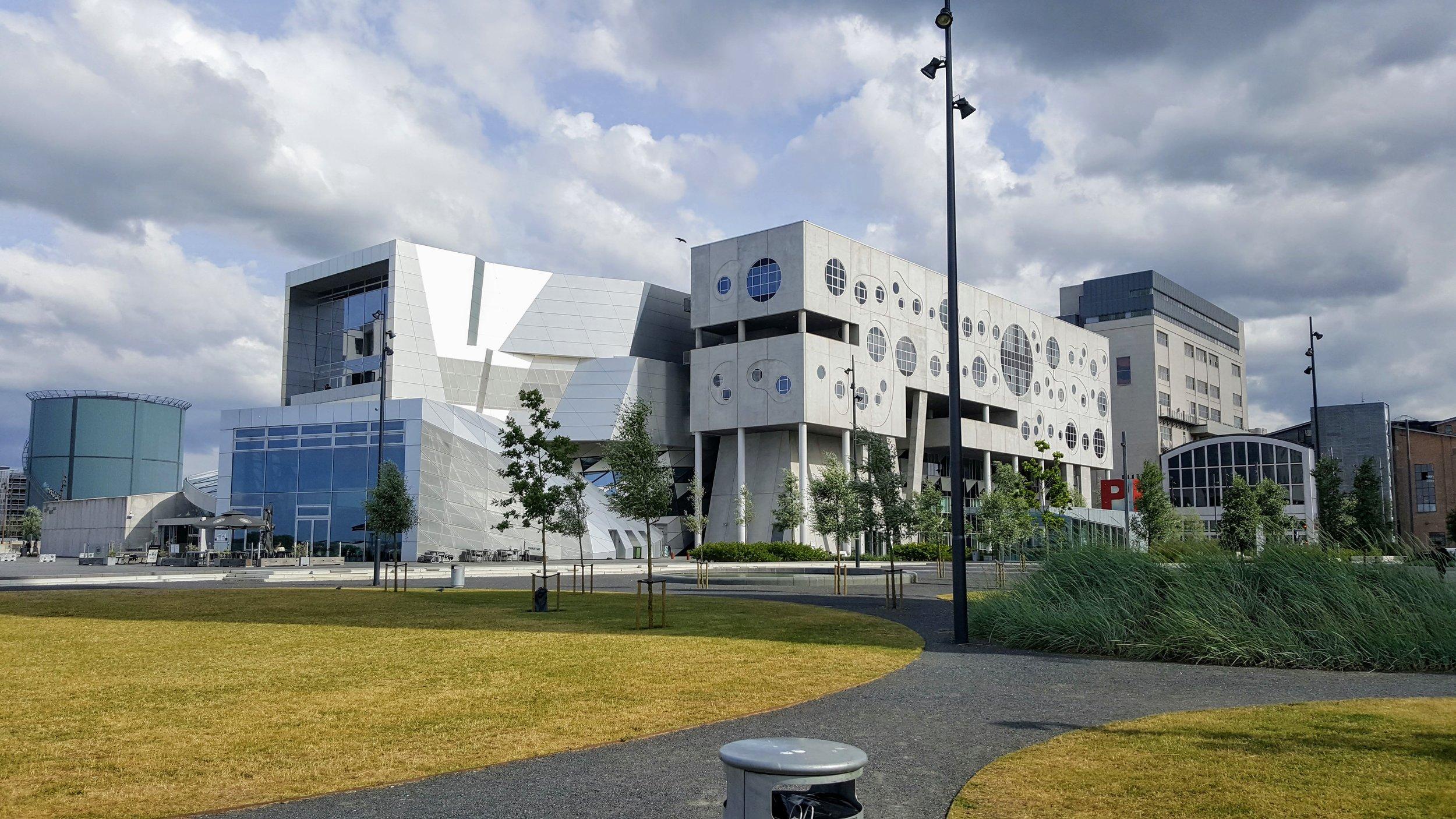 Architecture in Aalborg