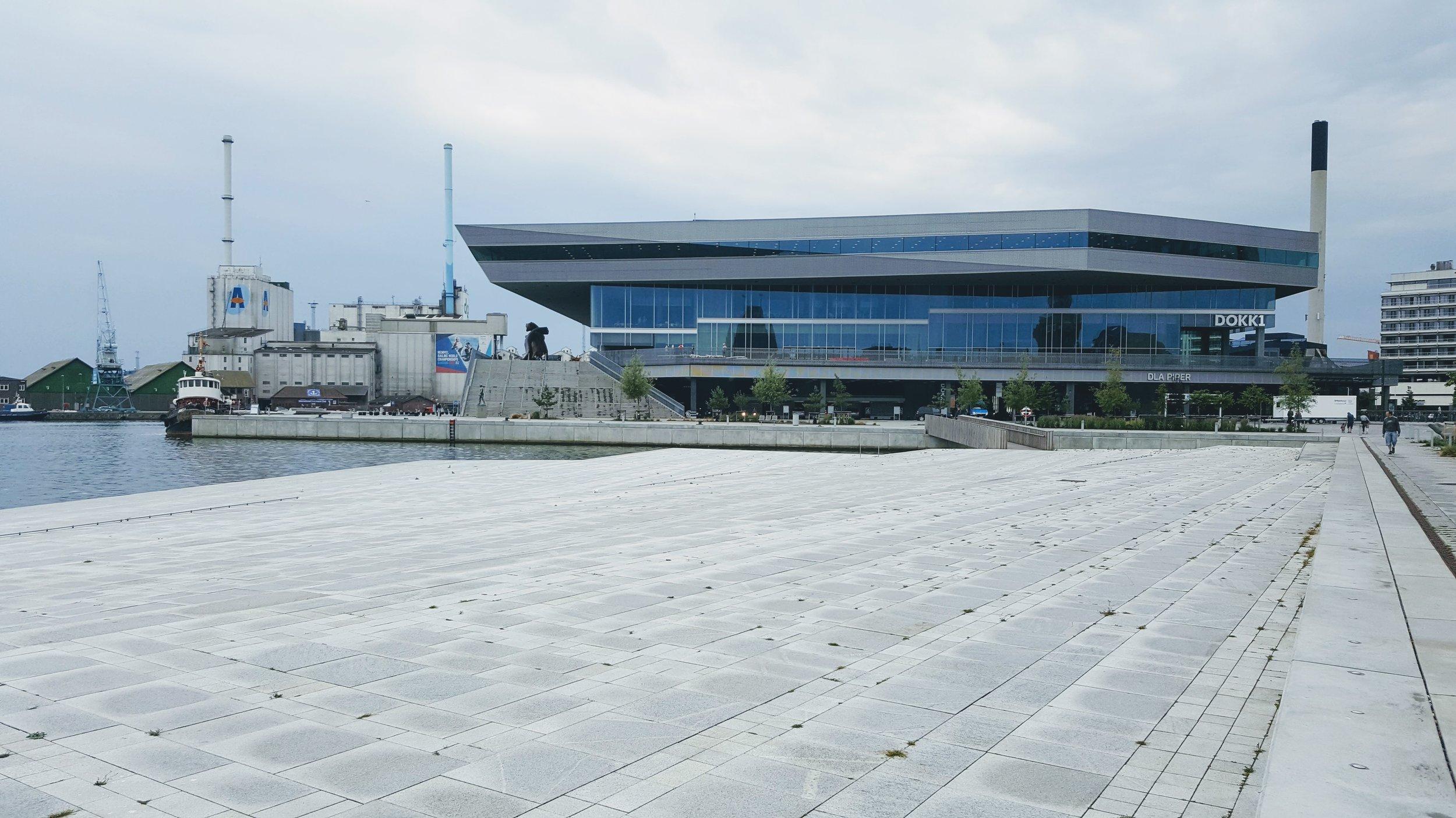 Architecture in Aarhus