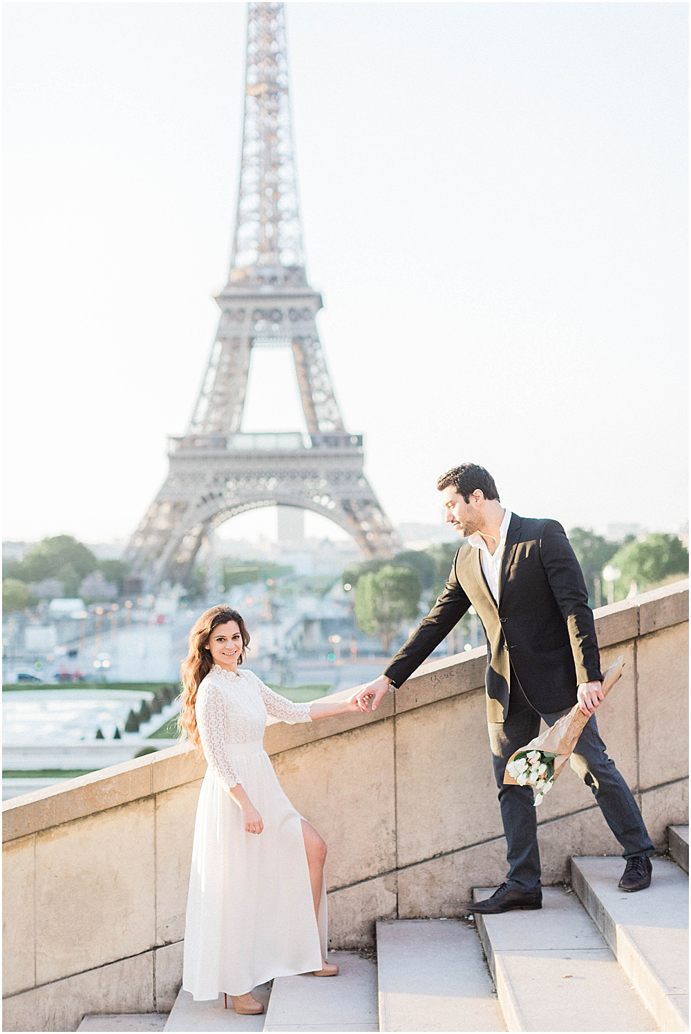 Trocadero_stairs_paris_white_gown_destination_pre_wedding_spring_engagement_session_boston_wedding_photographer_meredith_jane_photography_photo_0224.jpg
