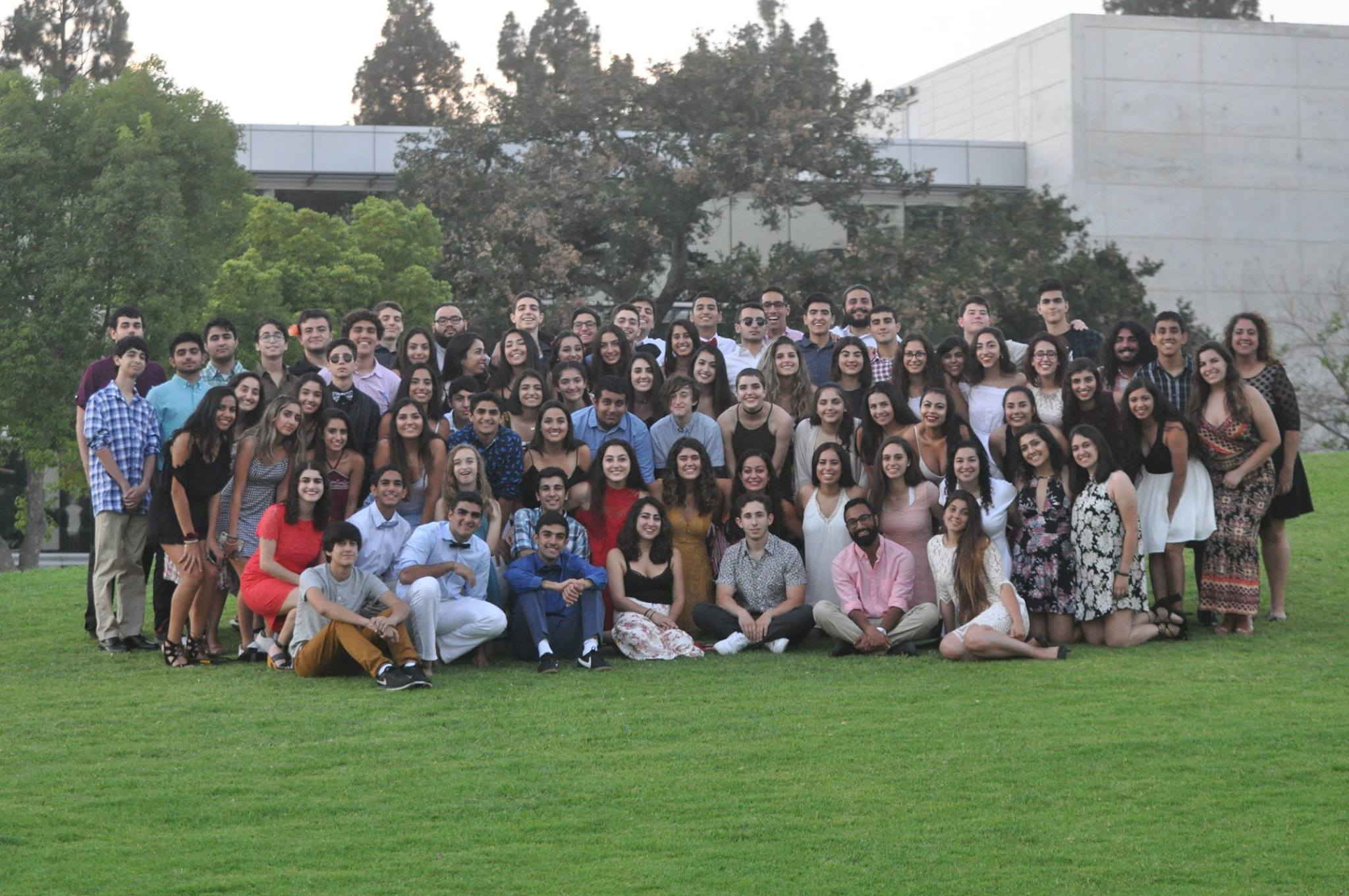 Camp Ayandeh 2017, Whittier College