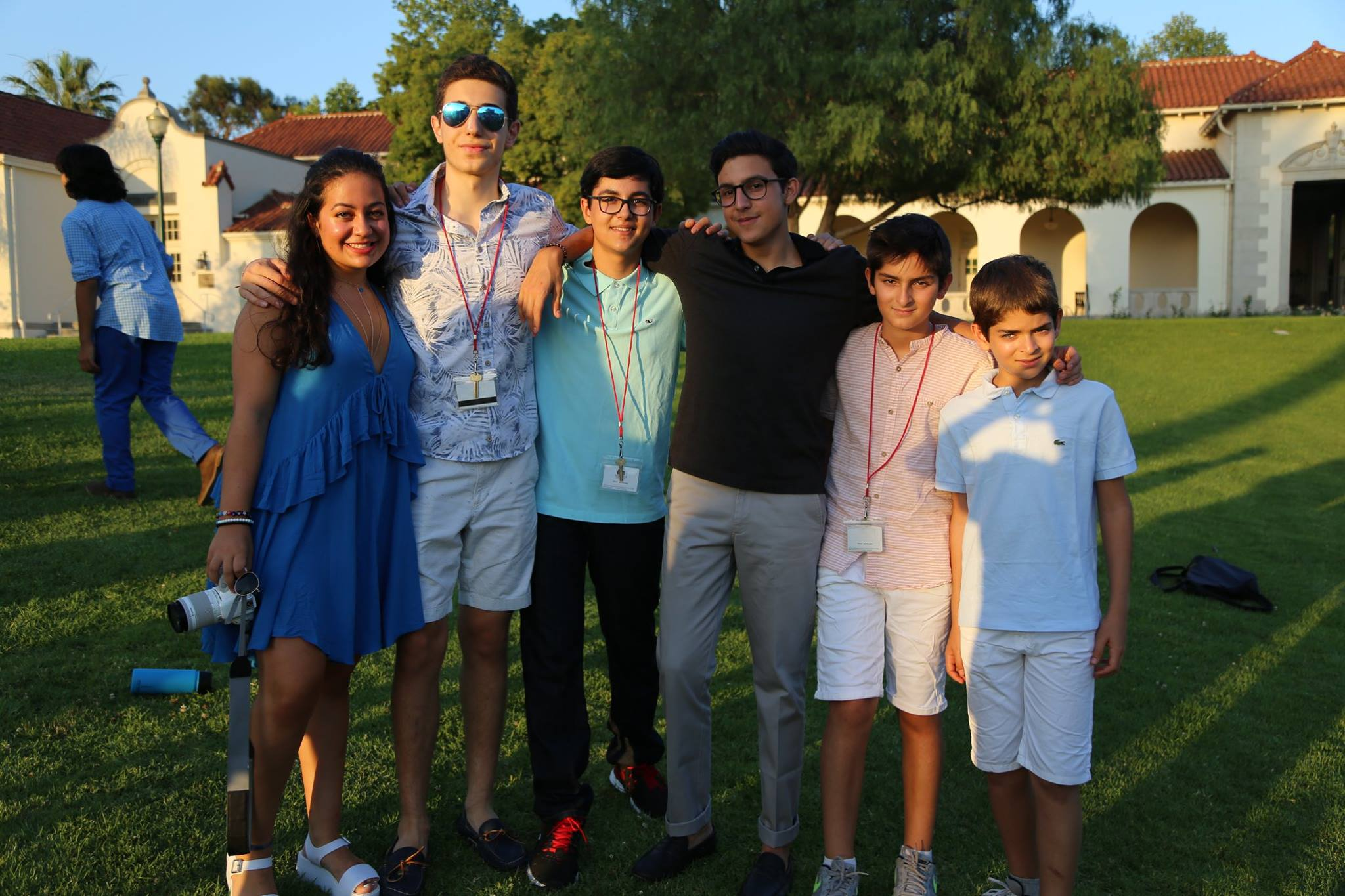 Camp Ayandeh and Camp Javan 2017, Whittier College