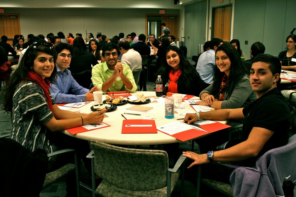 Student Summit 2011, UC Washington Center