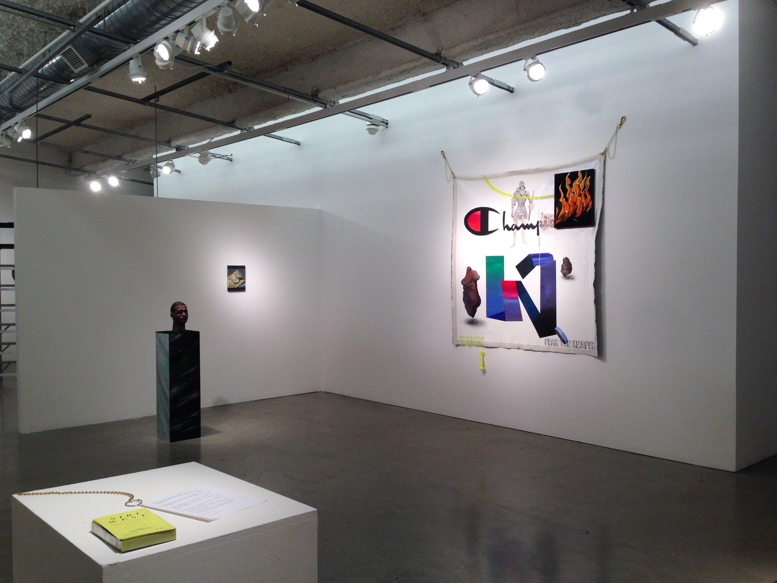 Siri West installation 2014