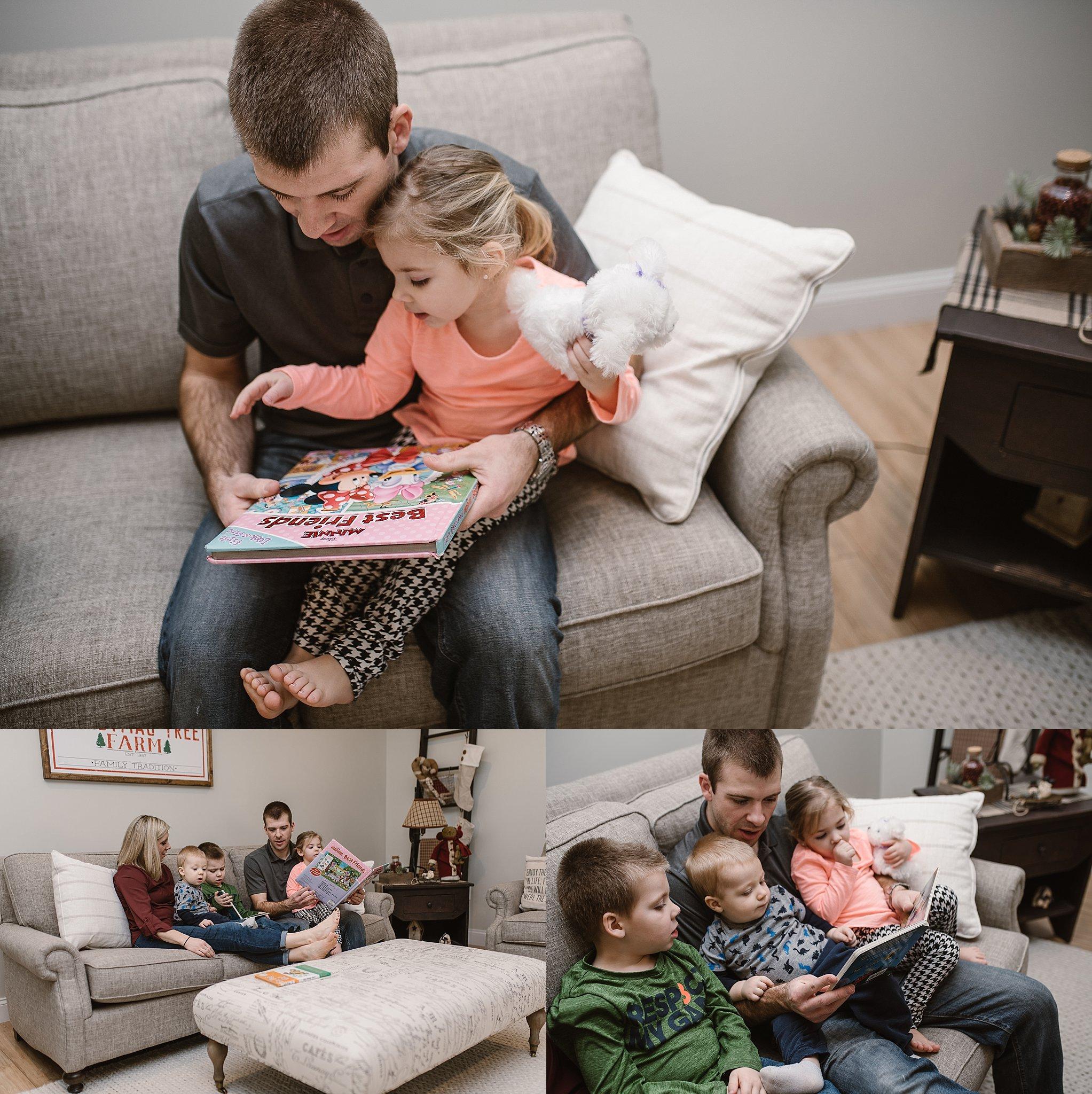 Howard, PA, family photography