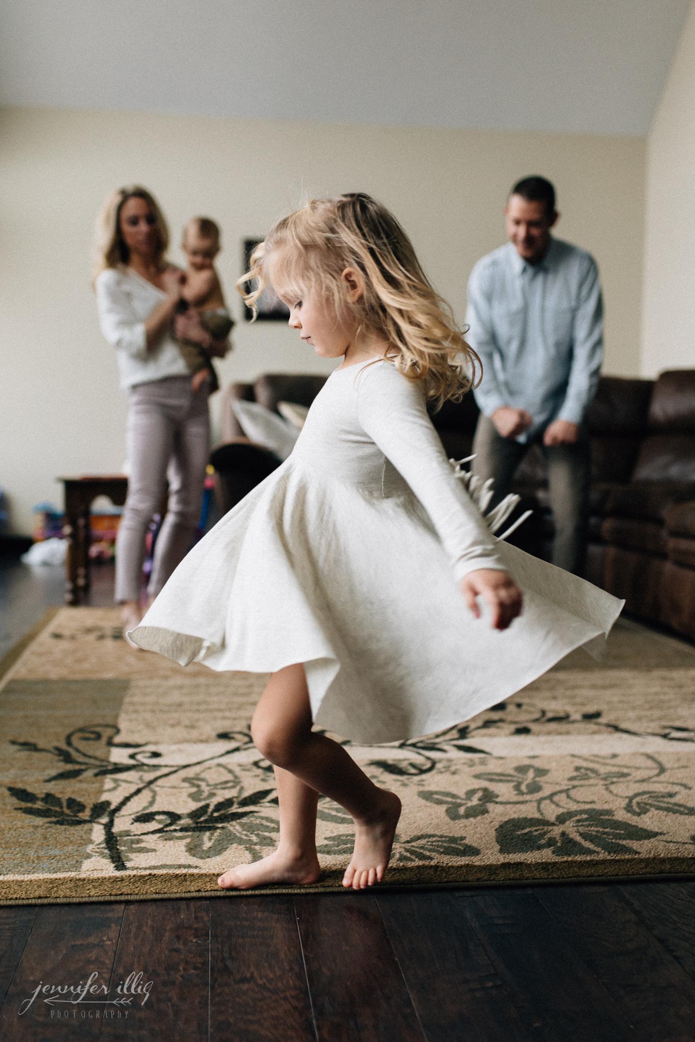 MagpieCo twirl dress