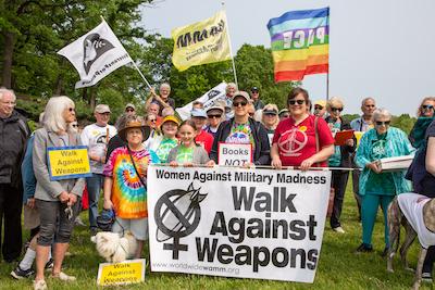 Walk Against Weapons 6/1/19