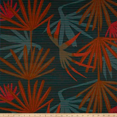 And this fabric, also by Justina, from  Fabric.com  called  Dabito Jacquard Moroccan