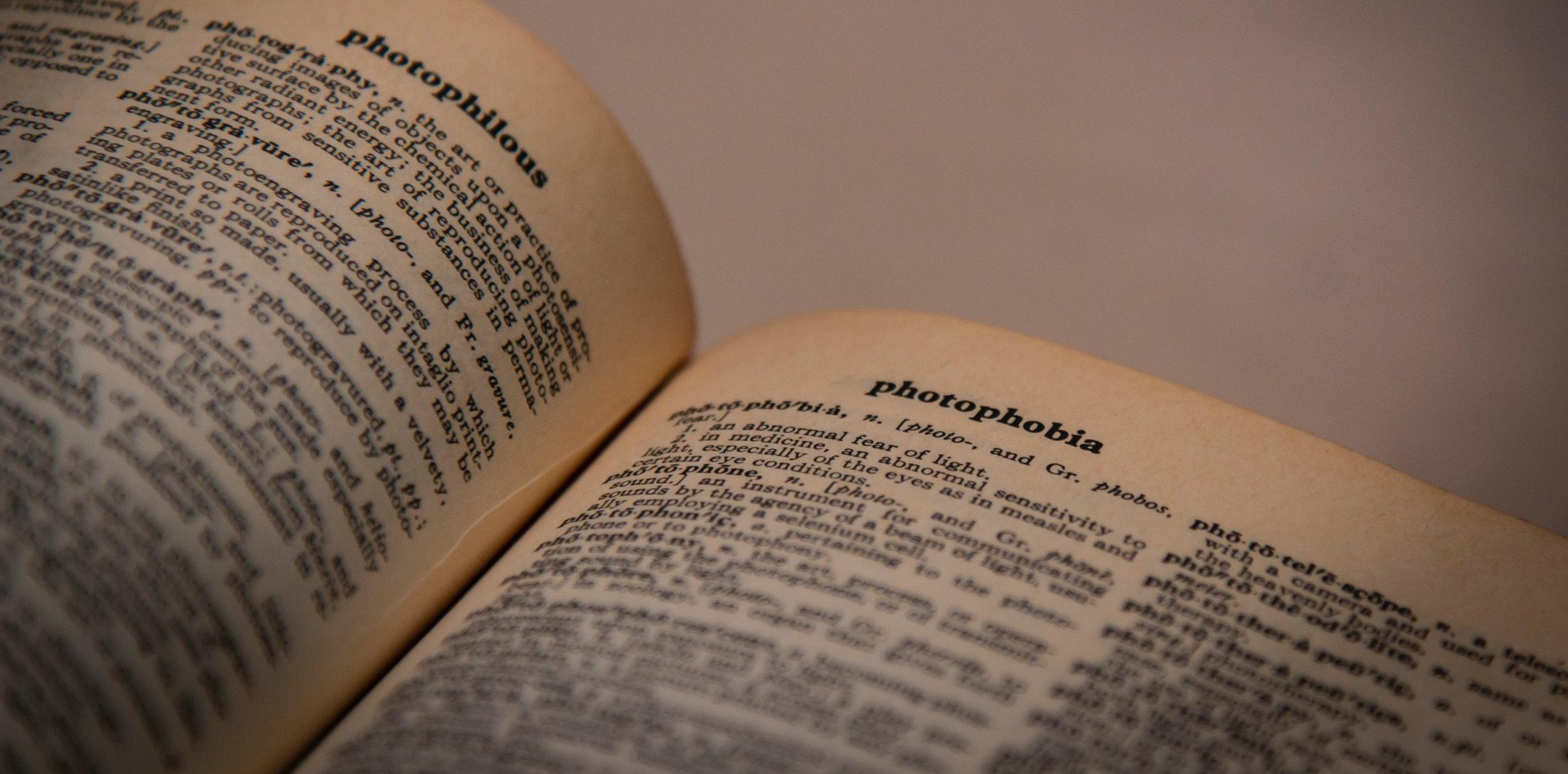 Glossary -