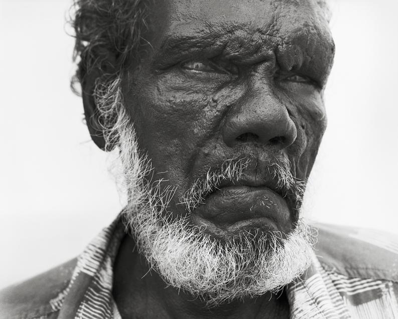 Ricky maynard, Wik Elder Arthur, 2000.png