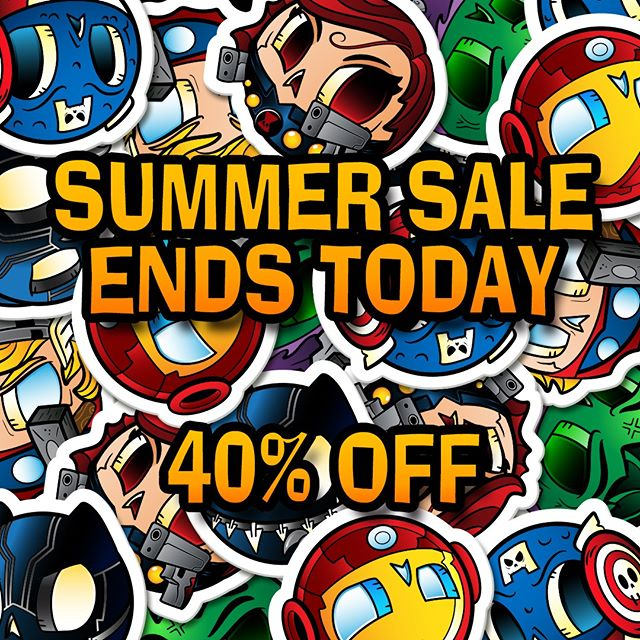 Final day to save 40% on everything in my shop. #summersale #pinsale  #pin #pins #pingame #enamelpin #pinstagram #lapelpin #enamelpins #pingamestrong #pinlife #pinsofig #hatpins #pincollector #pincommunity #pinoftheday #pinhead #pincollection #pinnation