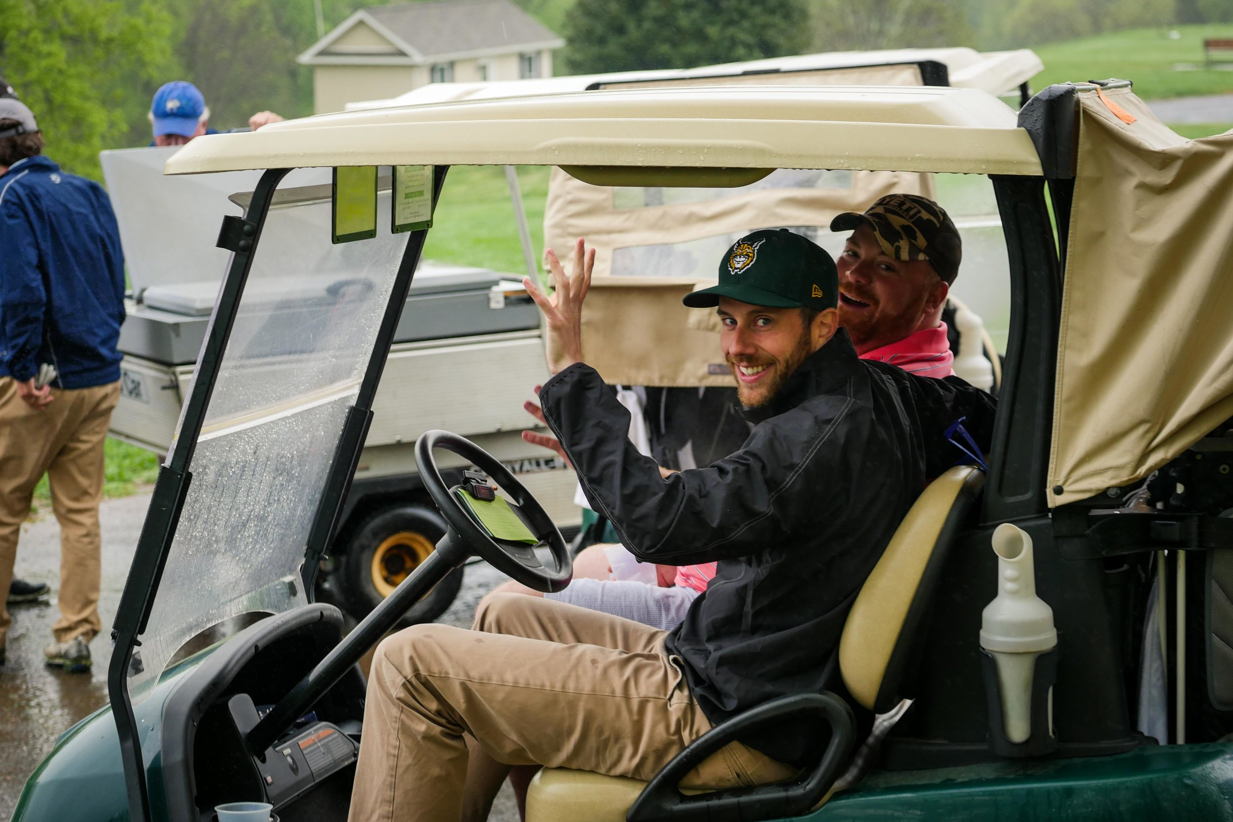 Member James Peery participated & helped acquire tournament sponsors in 2017 that helped raise $36,000 for non-profits in Lynchburg.