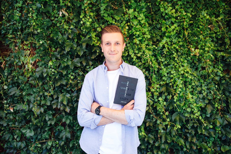 Daniel Flynn, Thankyou co-founder and Managing Director.  Source: Wesley Rodricks,  Thankyou  media kit