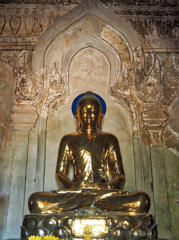 Buddha, Bagan, Myanmar