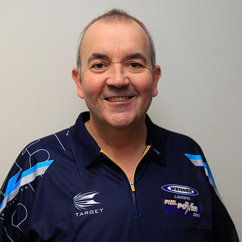 """Phil """"The Power"""" Taylor"""