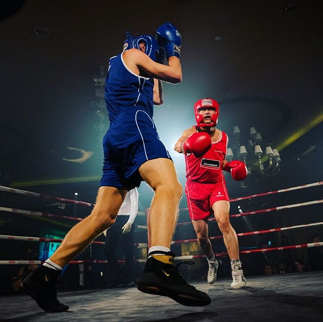 """""""I wasn't born to be champion - I fought to be champion."""" - Becky Lynch  Watch the boxers fight at the Grand Finale: https://bit.ly/2N0FlMh  #HedgeFundFightNite #2019 #WhiteCollarBoxing #TheStudiobyJAB #ironomonger #ConradHotel #28nov"""