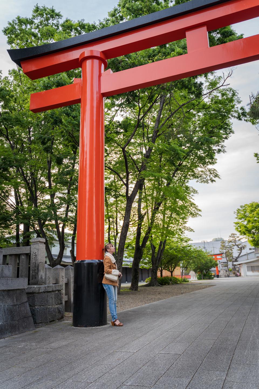 FUSHIMI INARI TAISHA OTABISHO GATEWAY