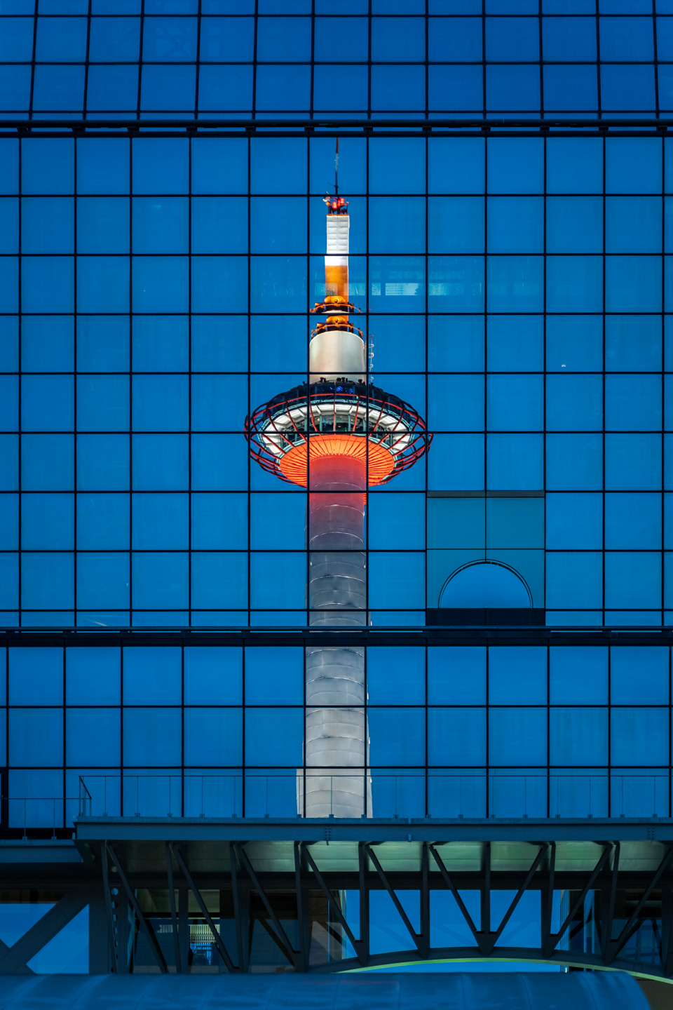 KYOTO STATION TOWER