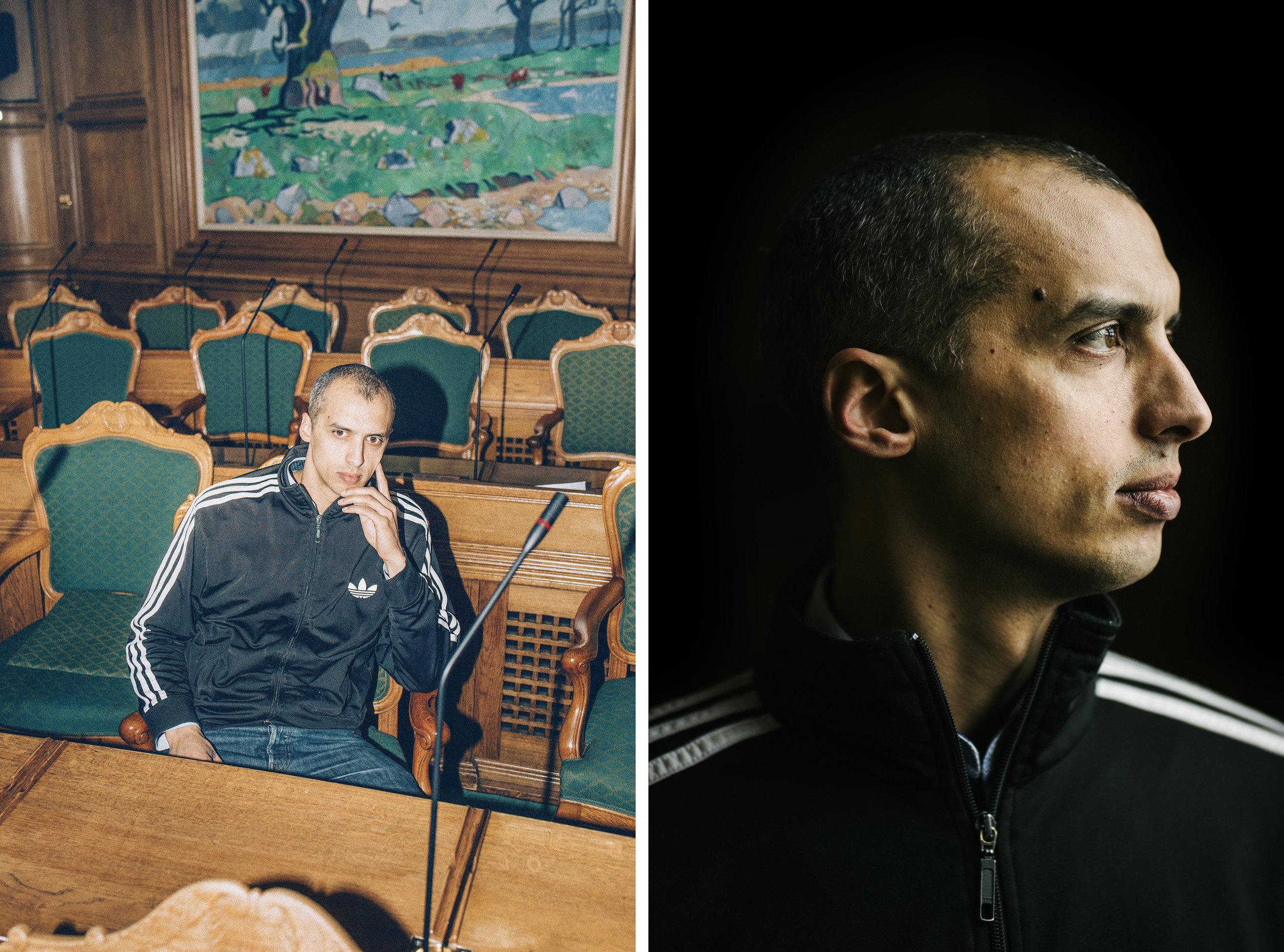 Mattias Tesfaye   Politician