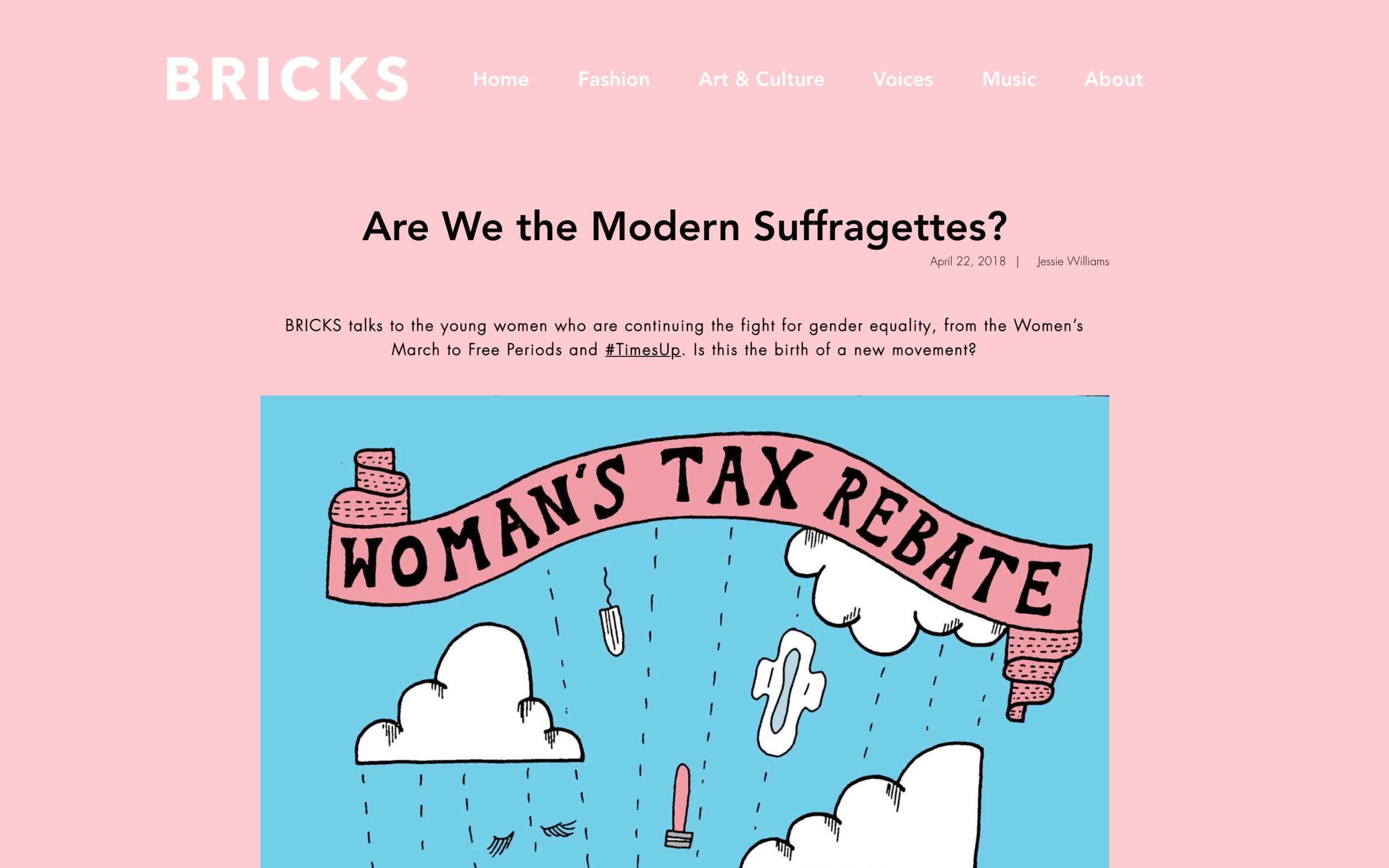 Bricks Magazine