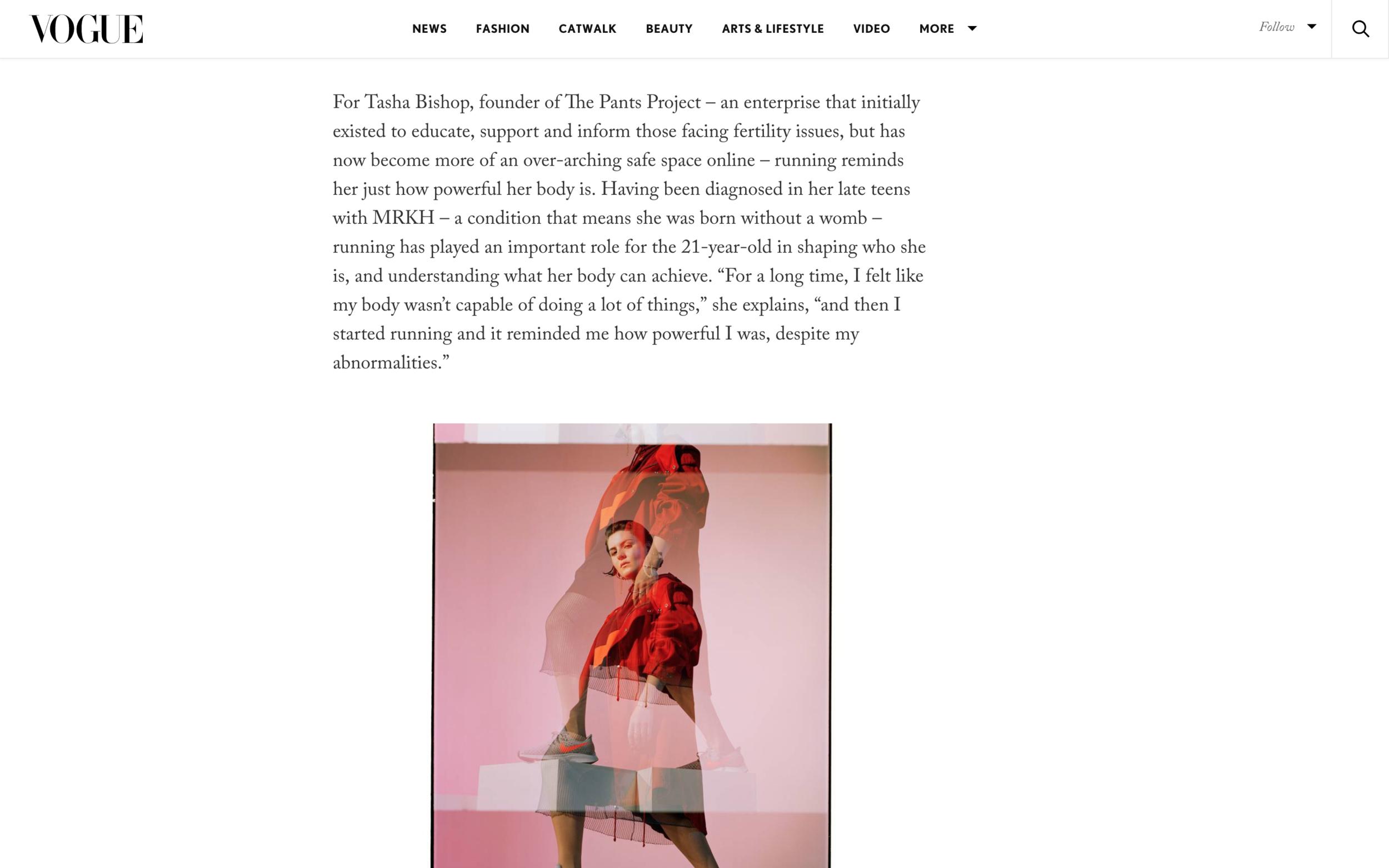 British Vogue (Magazine, Online, YouTube)