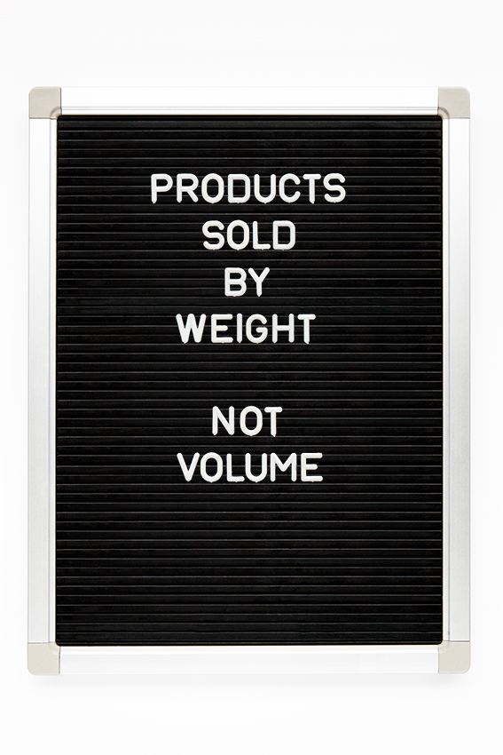 products sold by weight not volume copy.jpg