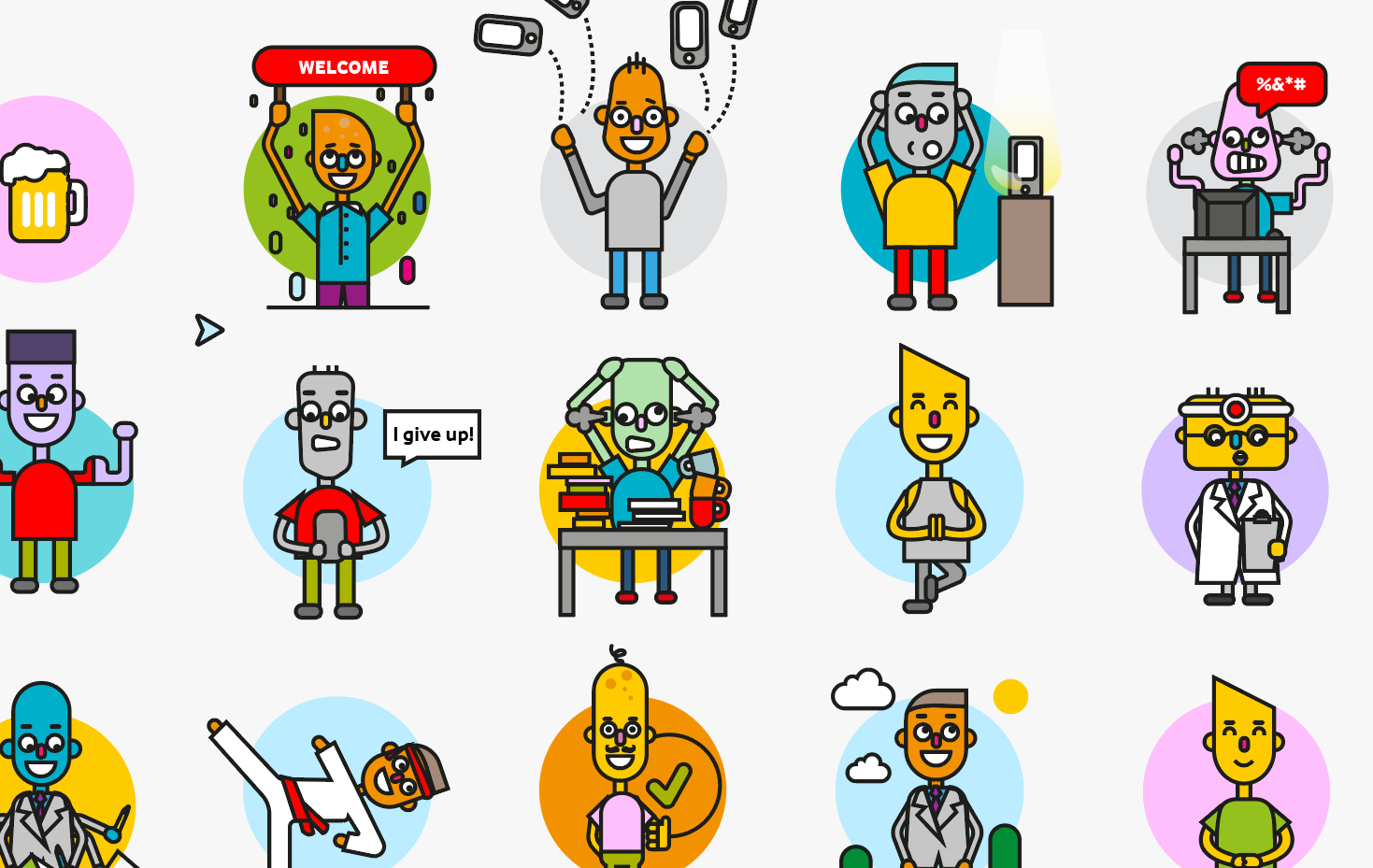 Vodafone Digital Happiness Character Identity Selection.png