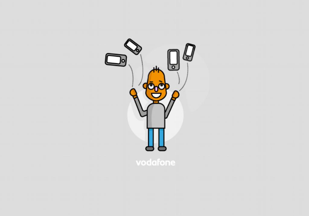 Vodafone Digital Happiness Main Character Identity.png