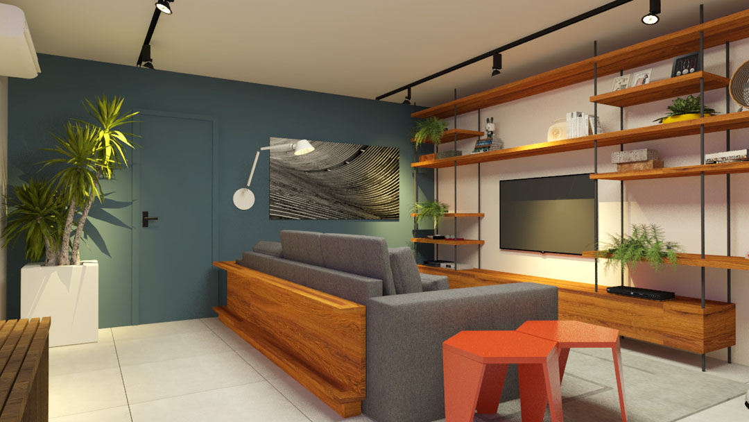 macroarq_arquitetura_projeto_interiores_moema_sao_paulo_cobertura_anapurus_contemporaneo_sala_de_tv_parede_azul_trilho_de_iluminação_sofa_retratil_estante.jpg