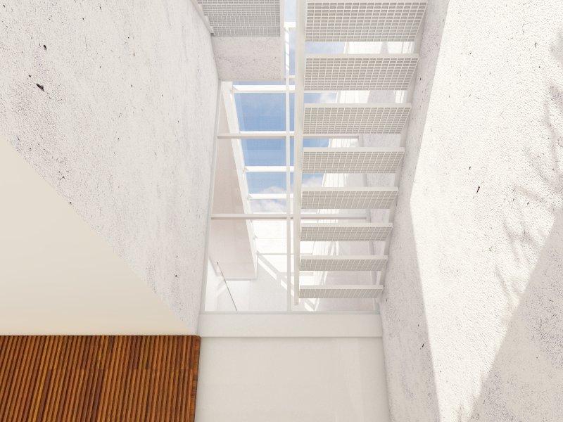 macroarq_arquitetura_projeto_residencial_sorocaba_claraboia_escada_externa_metalica_acesso_terraço_guarda_corpo_de_vidro_piso_de_madeira_estrutura_metalica_porta_pivotante.jpg