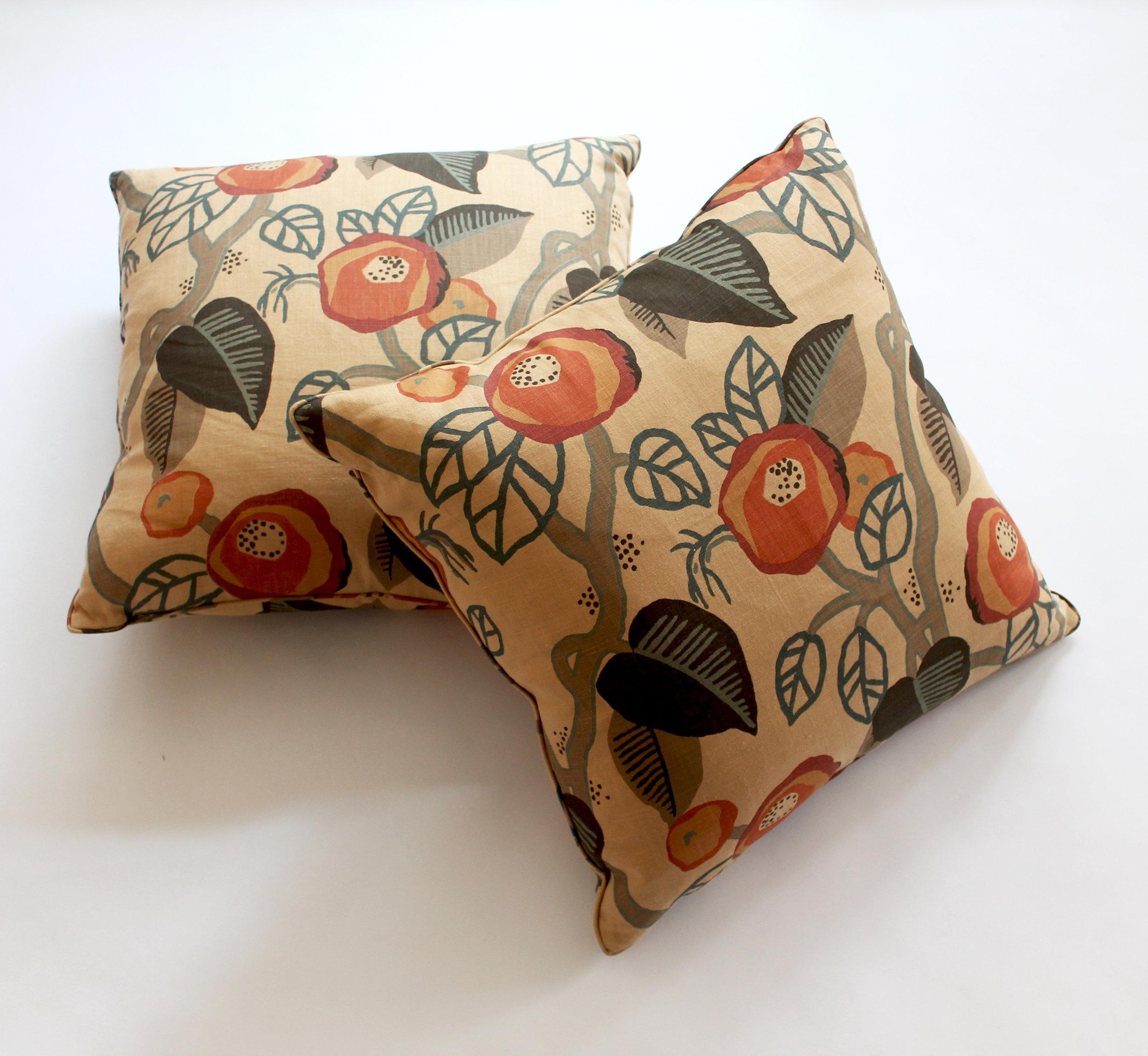 Bristol Pillows  Retail Price $750.00 (pair)