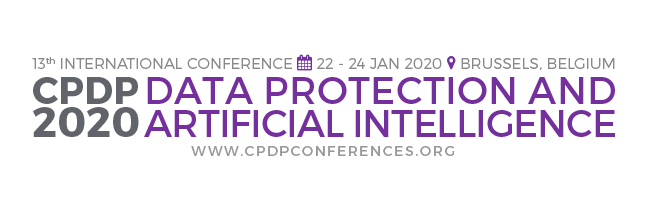 Data Protection and Artificial Intelligence - CPDP2020 Call for