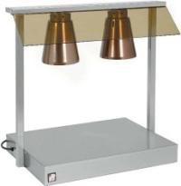 2 Lamp Heated Display