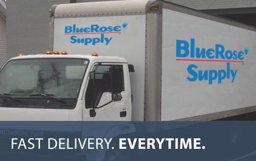 Blue Rose supply owner/operator Myron Hughes