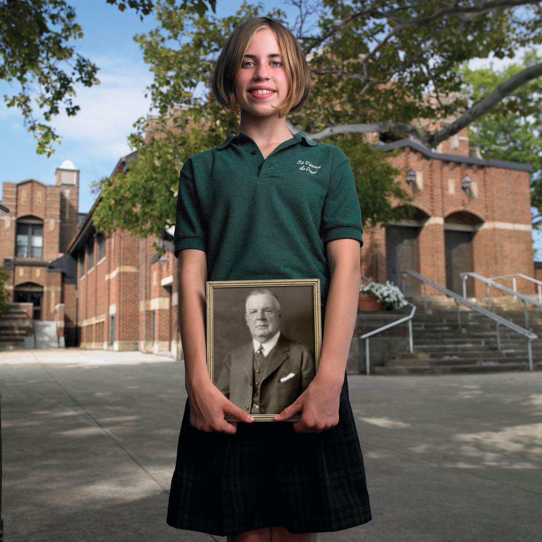 Cleveland Foundation Portrait 2