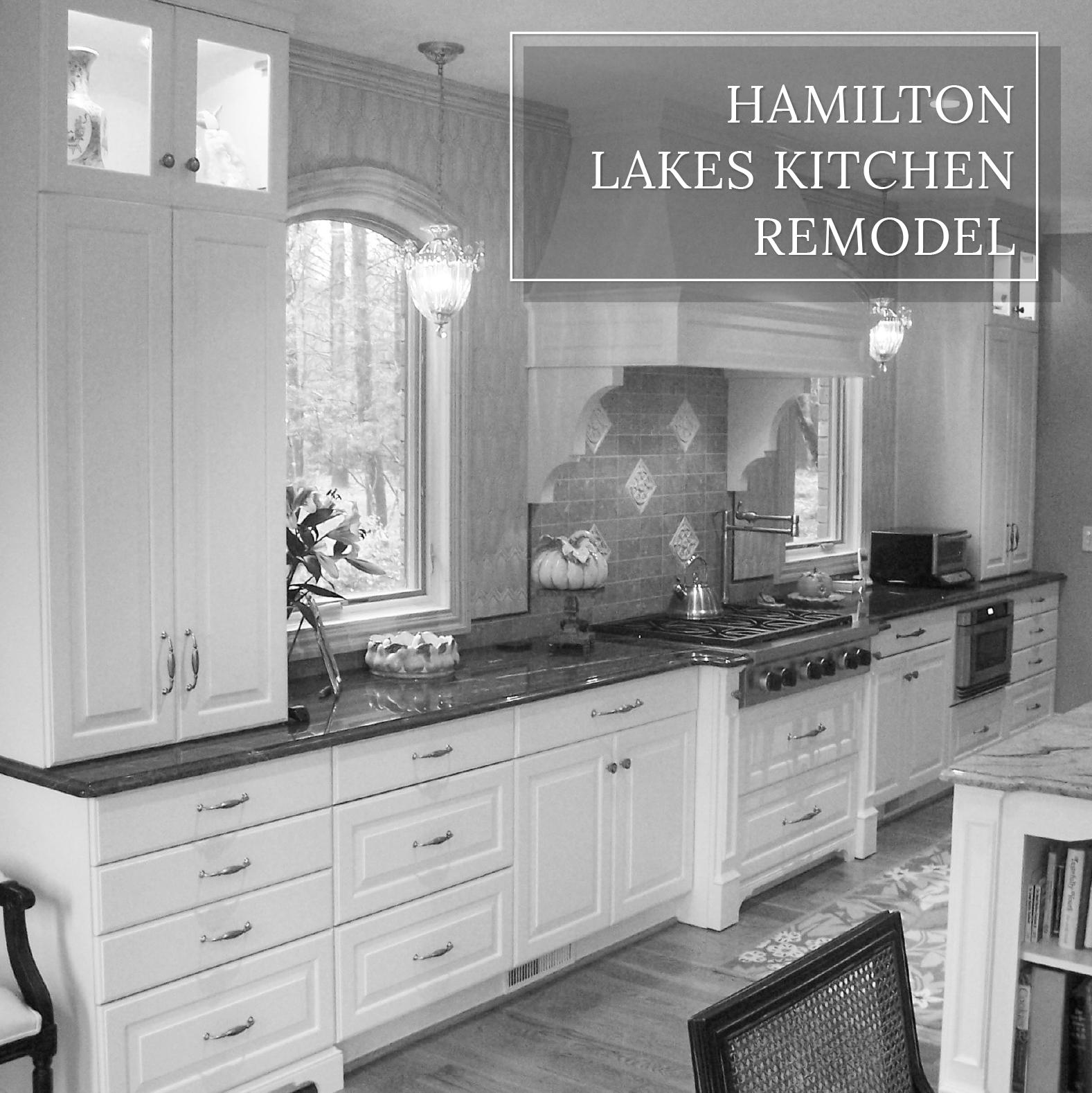 Hamilton Lakes  |  Dream Kitchen Builders