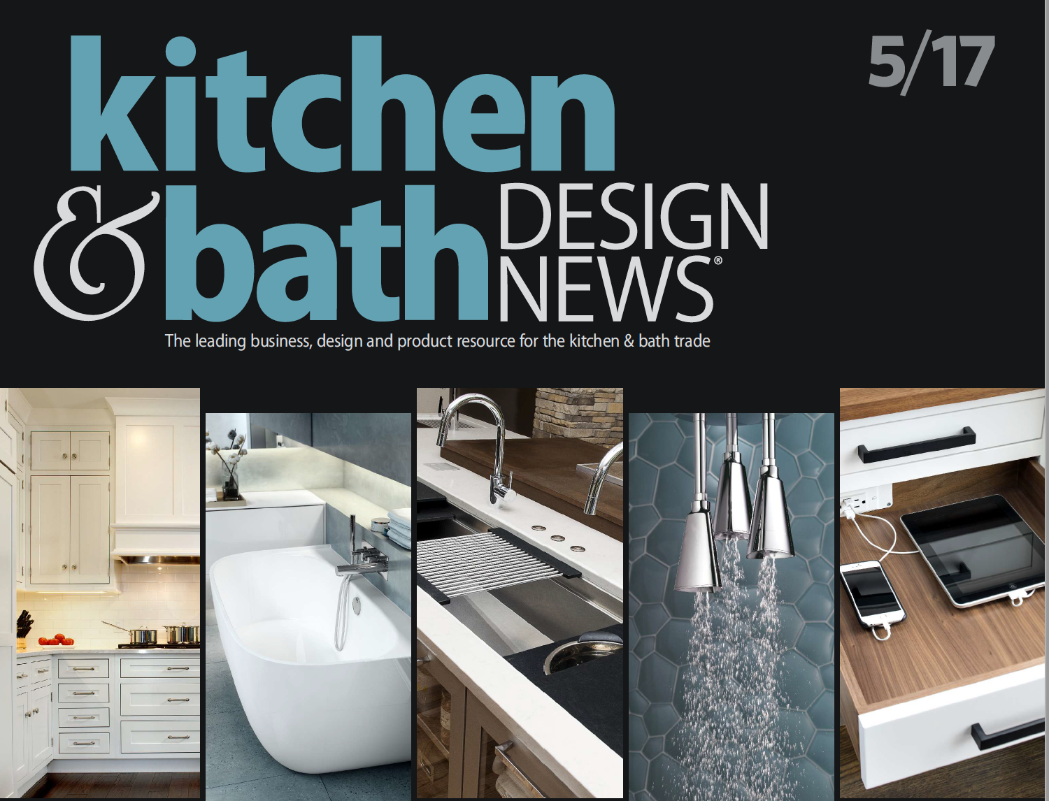 Kitchen & Bath Design News: Smart Conveniences  |  Dream Kitchen Builders
