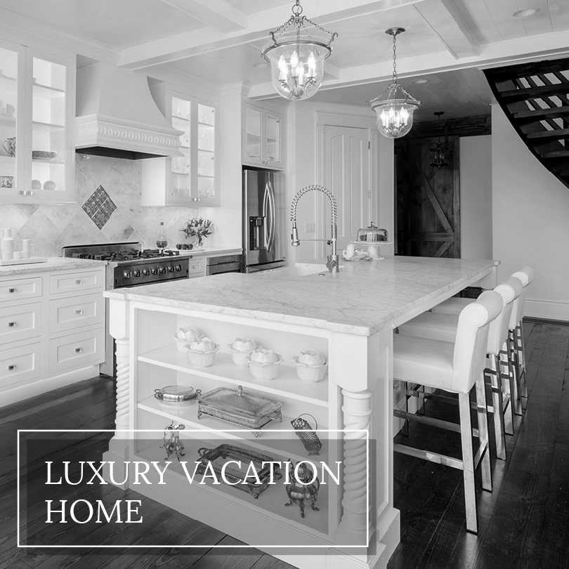 Cashiers Luxury Vacation Home  |  Dream Kitchen Builders