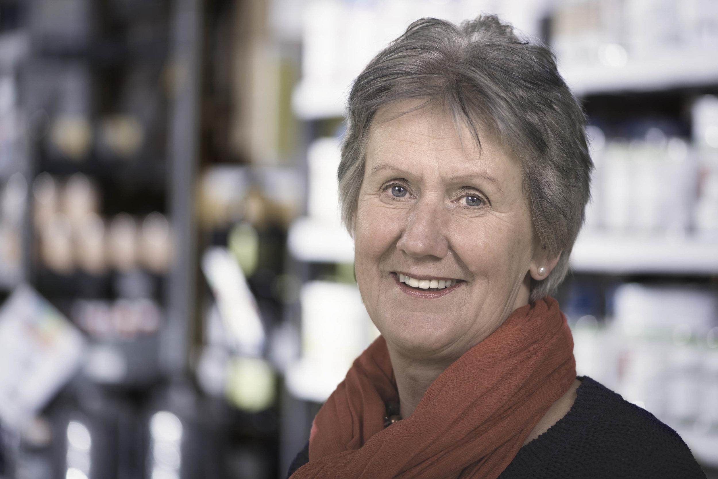 Barbara Kröpfli / Geschäftsleitung