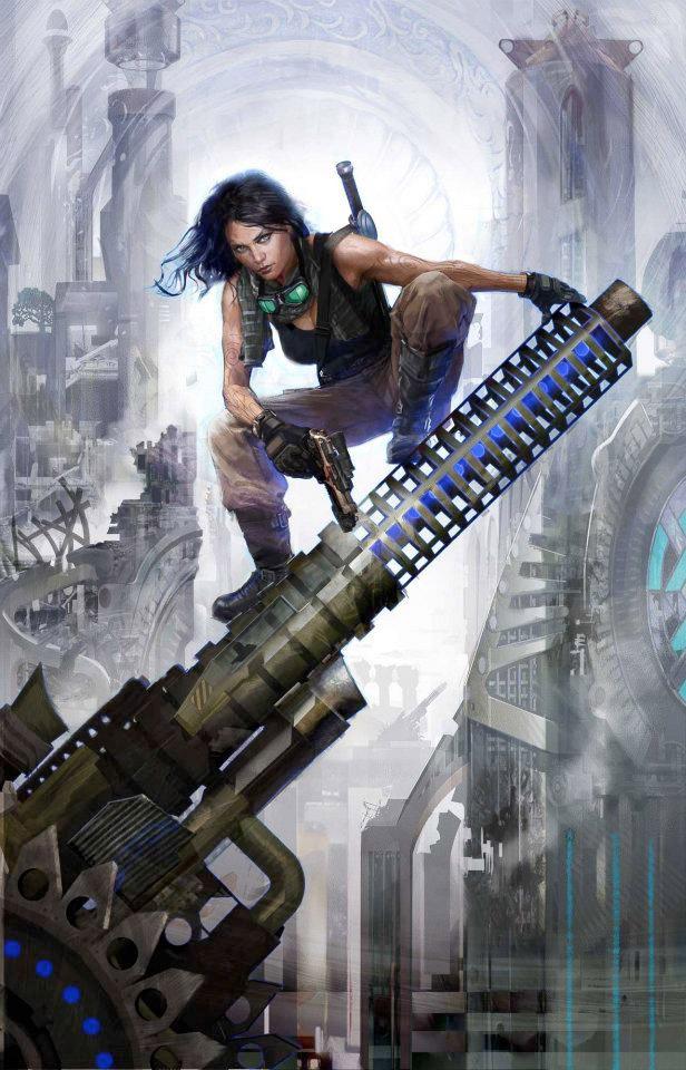 Endgame, A Sirantha Jax Novel by Ann Aguirre