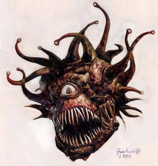 Beholder, Forgotten Realms Monster Manual, Dungeons & Dragons