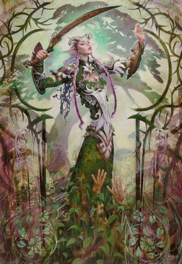 Elvish Perfect , Magic the Gathering