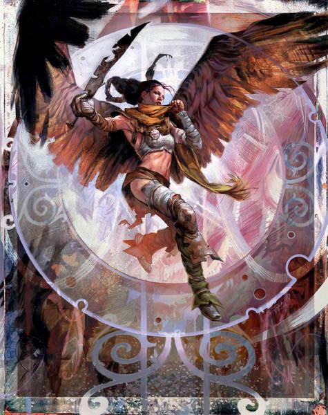 Serra Avenger, Magic the Gathering