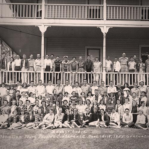 The Lodge - 1955