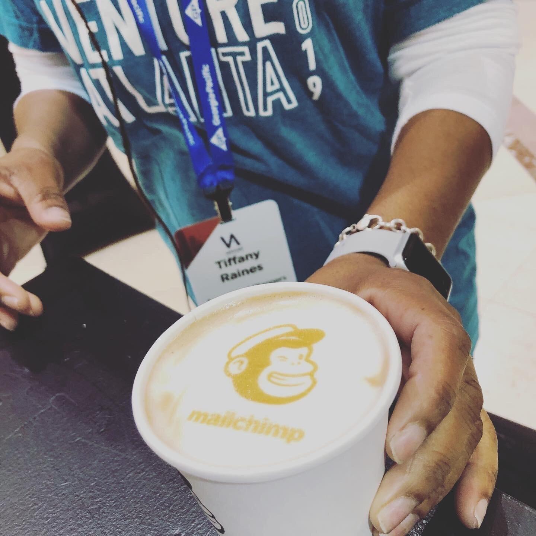 Branded Milk Foam. Our Famous Latte Logos!