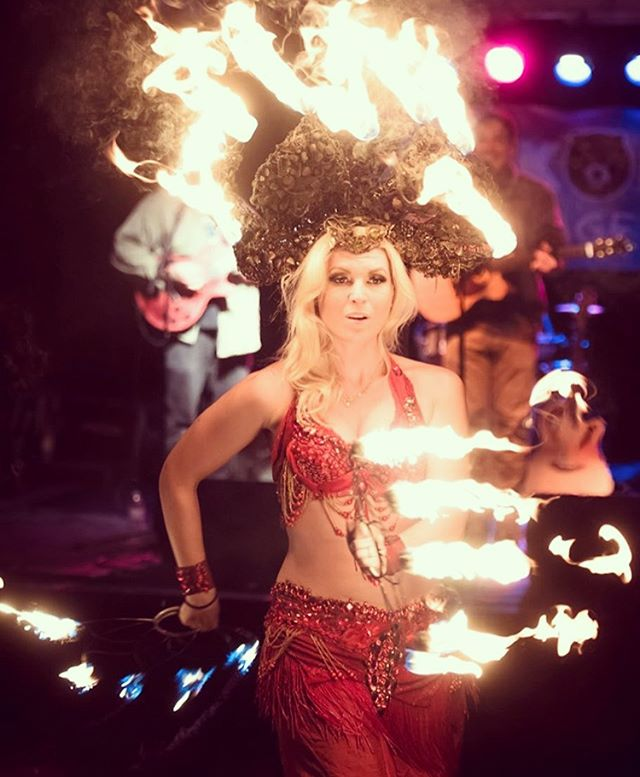Back at @blackbearfest this year!! Can't wait!!! Come some great bands and watch my public fire show. :) #firegoddess #firedancer #fireartist #firecrown #firefans